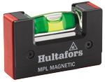 Hultafors Mini-Taschen-Wasserwaage magnetisch MPL MAGNETIC