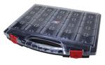 TAYG Kleinteilebox N° 430/50/0, 430x370x55mm, ohne Einsätze