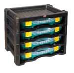 TAYG Multibox N° 2, inkl. 4 Kleinteileboxen N° 23