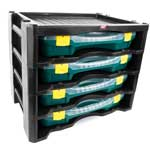 TAYG Multibox N° 3, inkl. 4 Kleinteileboxen N° 24