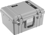 Peli Case 1557Air leer, silber