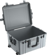 Peli Case 1607Air leer, silber